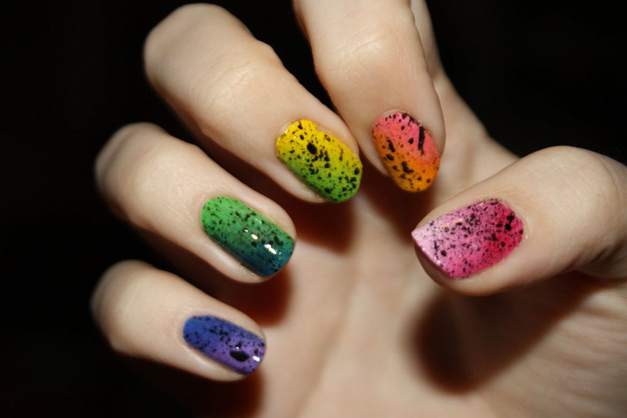 rainbow-nail-art-designs-23